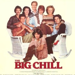 The big chill night at the graduate